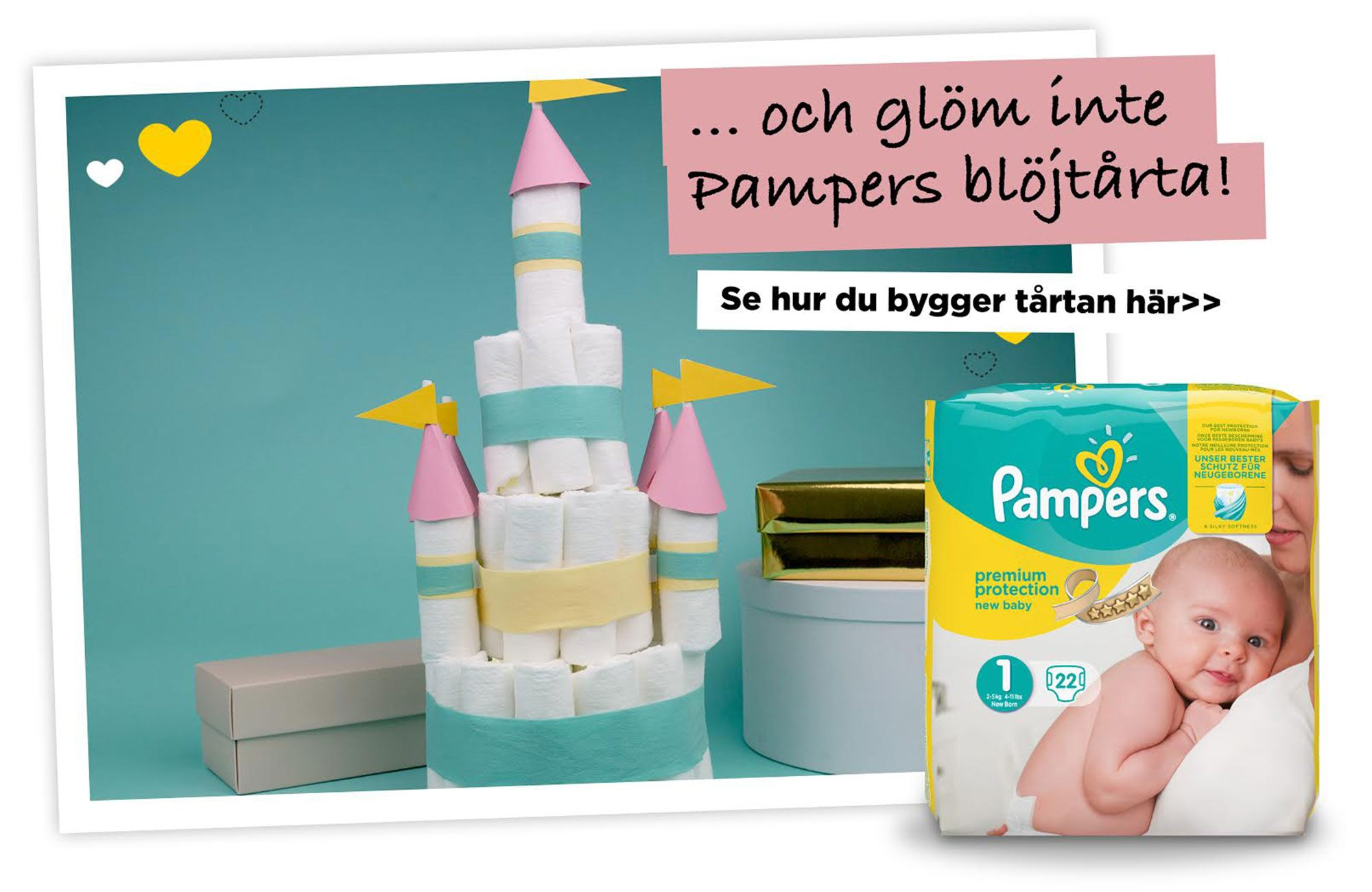 pampers-blojor